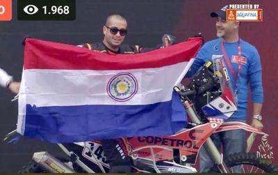 Cuatro paraguayos en la difícil prueba del Dakar