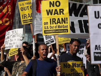 Trump amenaza con atacar si Irán toma represalias