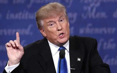 Donald Trump amenazó al régimen iraní