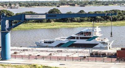 Ferry que unirá Asunción con Villa Hayes operará desde mañana lunes