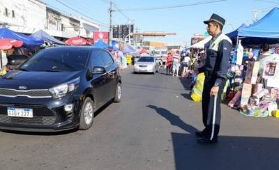 HOY / Cierran parte de la Avenida Eusebio Ayala para compra de Reyes Magos