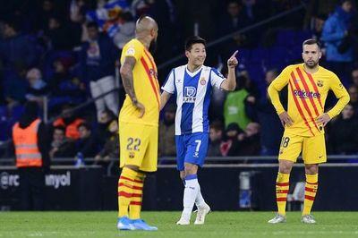 Prensa china destaca el papel de Wu Lei contra el Barça