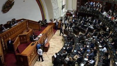Venezuela elige nueva directiva de Asamblea Nacional