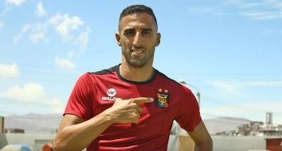 HOY / Pellerano jugará en el fútbol peruano