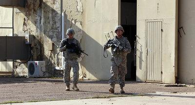 Irak activa el mecanismo para la salida de las tropas estadounidenses del país