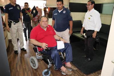 Operativo Gánsgster: Prisión preventiva para concejal de Caazapá y otros imputados
