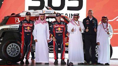 Se largó el Dakar en Arabia Saudita