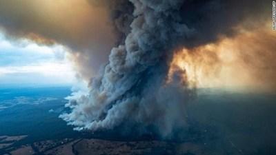 LA DEVASTACIÓN DE LOS INCENDIOS EN AUSTRALIA