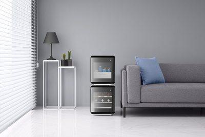 Presentan nueva gama de electrodomésticos en feria CES