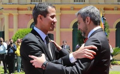 Guaidó sigue siendo presidente interino de Venezuela para nuestro país