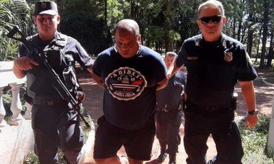 Detienen a brasileño con orden de captura