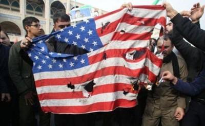 """""""Muerte a Estados Unidos"""", cantan diputados iraníes"""