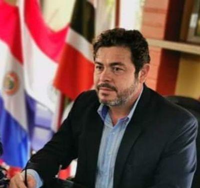 Roberto Abbate interina el despacho del Ejecutivo Departamental