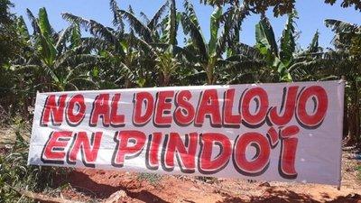 Tembiaporã: ordenan captura de Intendente por invasión de tierras