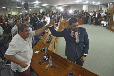 """En el gobierno al unísono hablan de la traición de """"Nenecho"""" Rodríguez"""