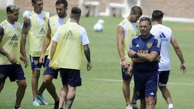 """HOY / Russo: """"Los objetivos de Boca no son a largo plazo: jugás y tenés que ganar"""""""