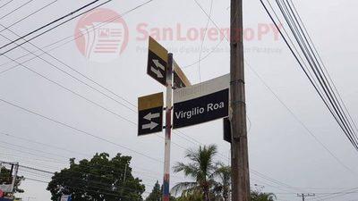 Nombre de las calles: ¿Quién fue Virgilio Roa?