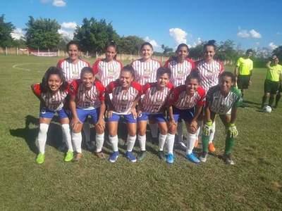 Chicas de la Selección Sanlorenzana a un paso de las semifinales
