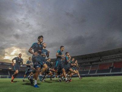 Cerro Porteño necesita tres refuerzos