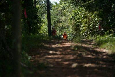 Arranca primera etapa del Aviru Trail