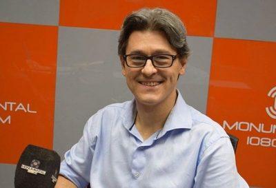Camilo Soares responde a acusaciones de Rocío Casco