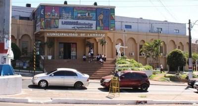 Cien desvinculados de comuna de Lambaré y con suba meteórica de recaudaciones pagarán aguinaldo
