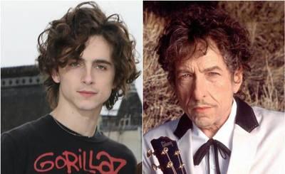 Timothée Chalamet en negociaciones para interpretar a Bob Dylan en la biopic del músico