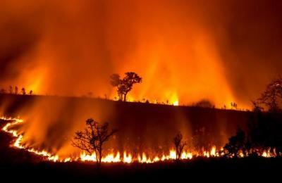 El humo de los incendios en Australia viajó miles de kilómetros y llegó hasta América