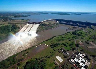 Itaipú: en 2019 ANDE recibió 1,5 % más de energía