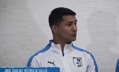 HOY / El paraguayo Jorge Aguilar refuerza al Querétaro mexicano
