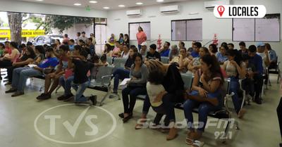 Identificaciones con renovado local comienza a expedir pasaportes en Encarnación
