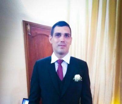 Familiares buscan a hombre desaparecido días después de su boda