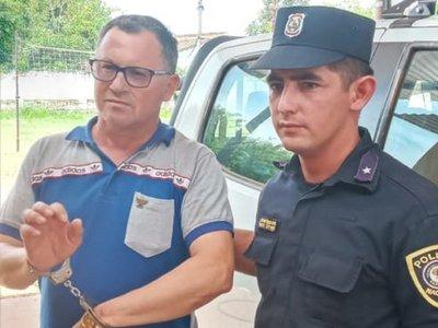 Detienen a intendente de Tembiaporã por instigar a ocupar tierras