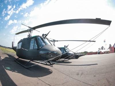 [Audio] Helicópteros en favor de la FAP: en plena evaluación y no se hicieron adjudicaciones