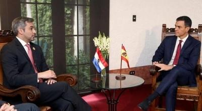 HOY / Abdo Benítez felicita a Sánchez y espera fortalecer lazos con España