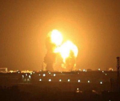 Atacan con misiles base de EE.UU. en Irak