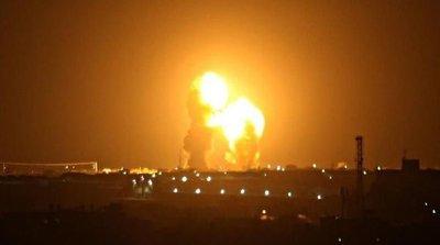 Irán realiza ataque con decenas de misiles a bases estadounidenses