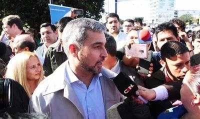 Abdo refrendará acuerdo pata iniciar construcción de puente Asunción