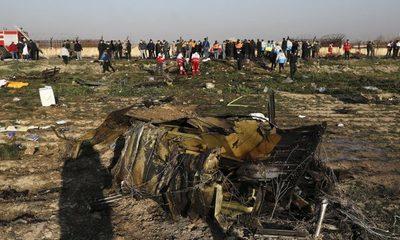 Avión de pasajeros ucraniano se estrelló cerca del aeropuerto de Teherán