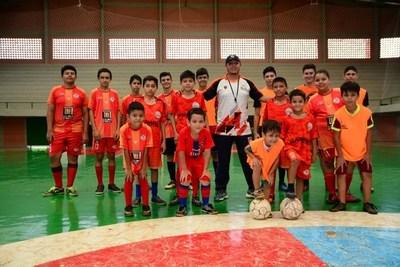 Abren inscripciones en la Escuela Municipal de Fútbol de Ciudad del Este