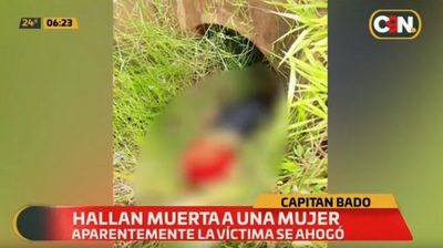 Hallan sin vida a una mujer indígena en Capitán Bado