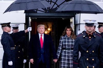 Estados Unidos, a la espera de la declaración de Trump sobre el ataque iraní