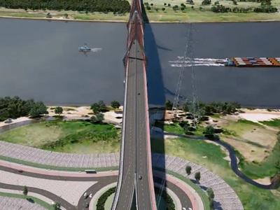 Con histórica firma de contrato se inicia proceso para construcción del Puente Asunción- Chaco'i