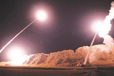 """Irán afirma que el ataque a bases de EE.UU fue apenas """"un sopapo"""""""