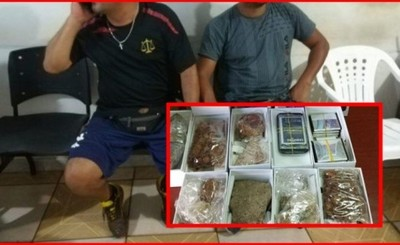 Paseros denunciados por robar celulares de compristas brasileños