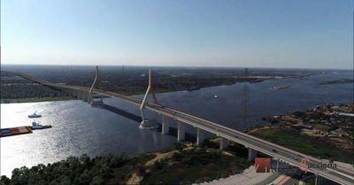 Firman contrato para construir el puente Asunción- Chaco'i