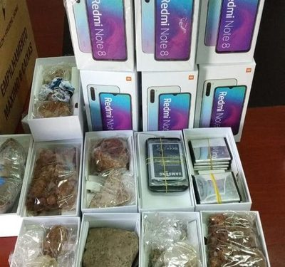 Avivados son detenidos tras vender piedras en vez de celulares
