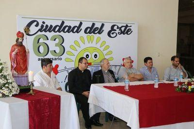 Anuncian festival artístico por aniversario de CDE y su santo patrono San Blas