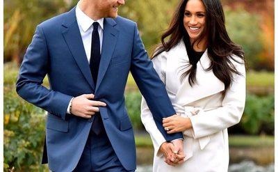 El príncipe Harry y la duquesa Meghan renuncian de la primera línea de la realeza