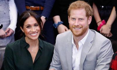 El Príncipe Harry y Meghan Markle anuncian su renuncia a sus funciones en la realeza británica
